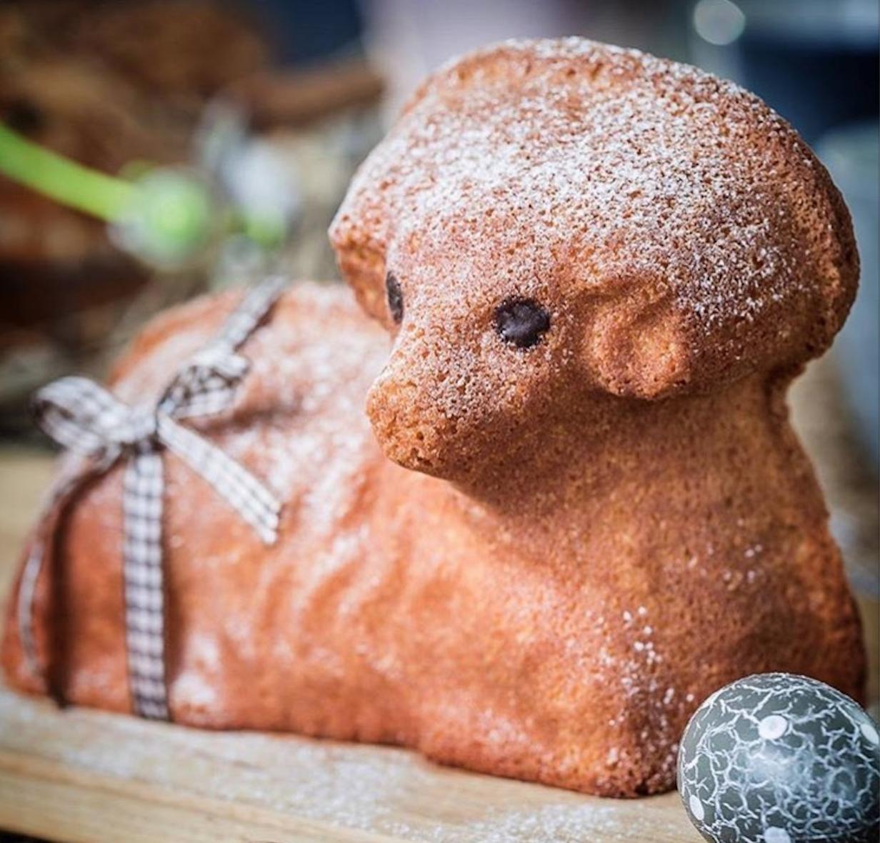 Upěčte si zdravého velikonočního beránka